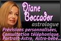 Diane Boccador astrologue